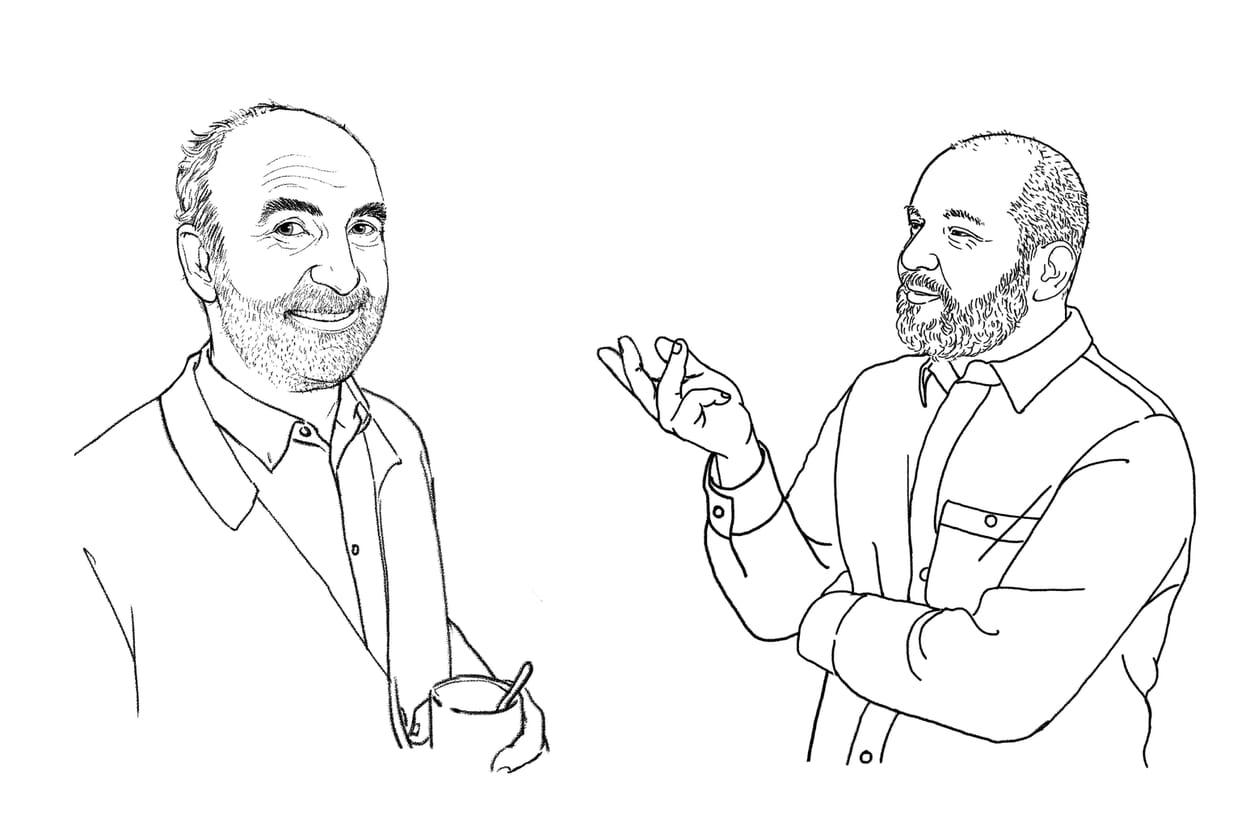 Gespräch Markus Frenzl & Stephan Dornhofer