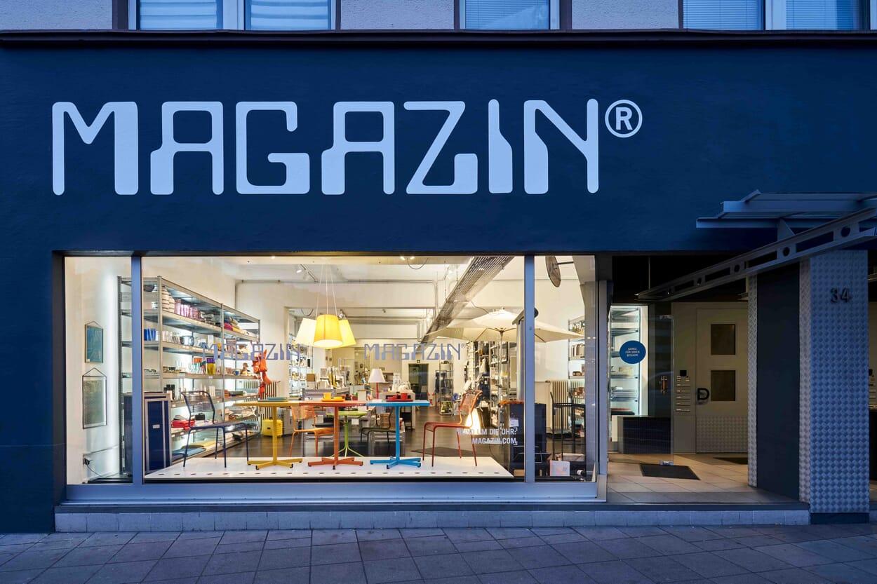 Magazin Läden