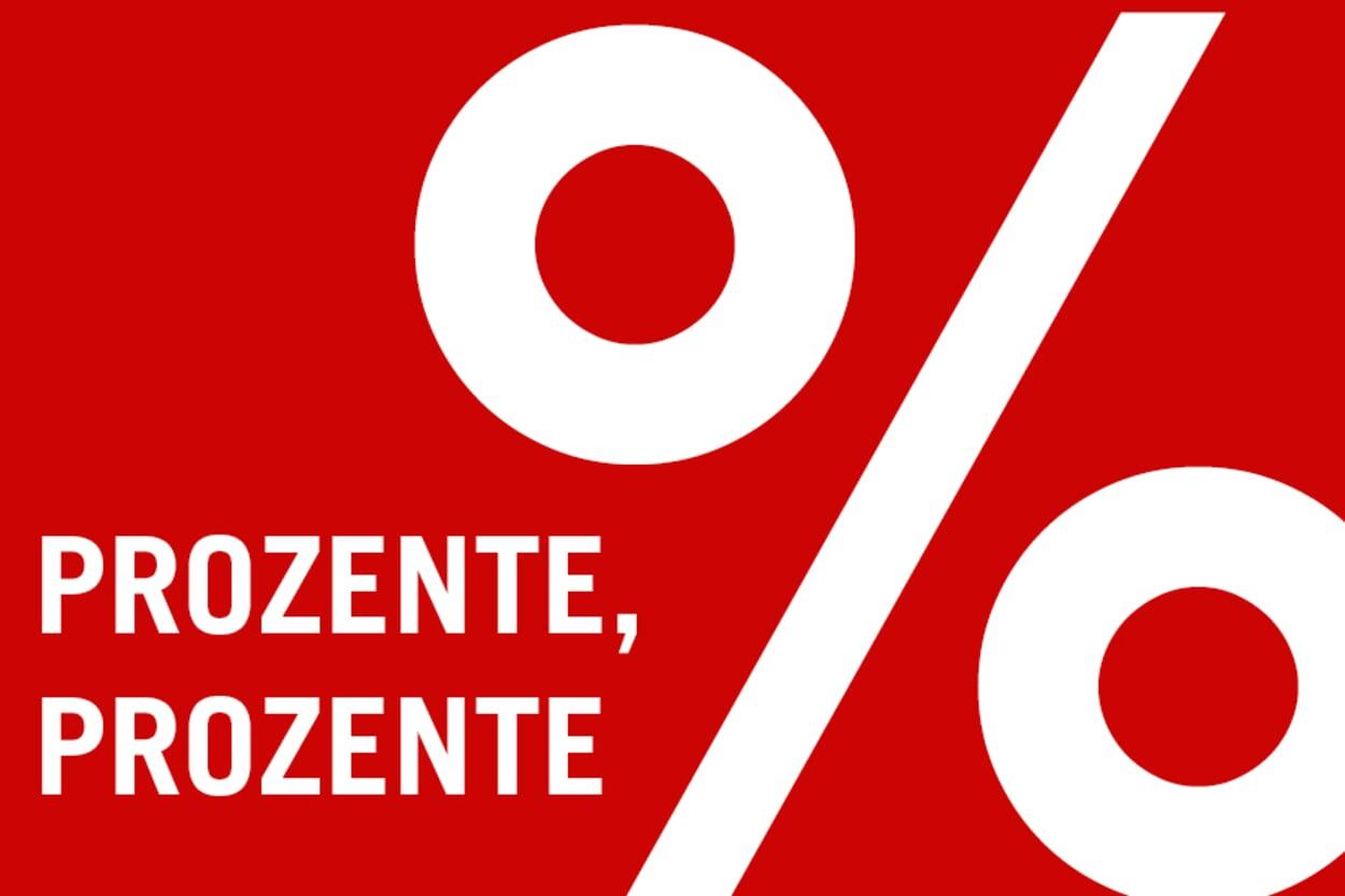 Sommerprozente: Bis zu 50% bei MAGAZIN