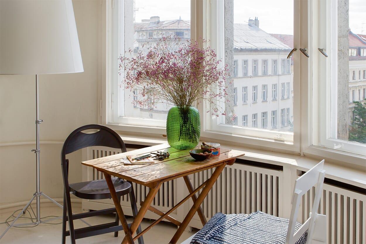 Frisches für Tisch und Wand