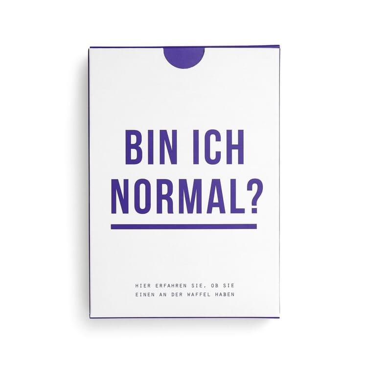 Karten-Set Bin ich Normal?