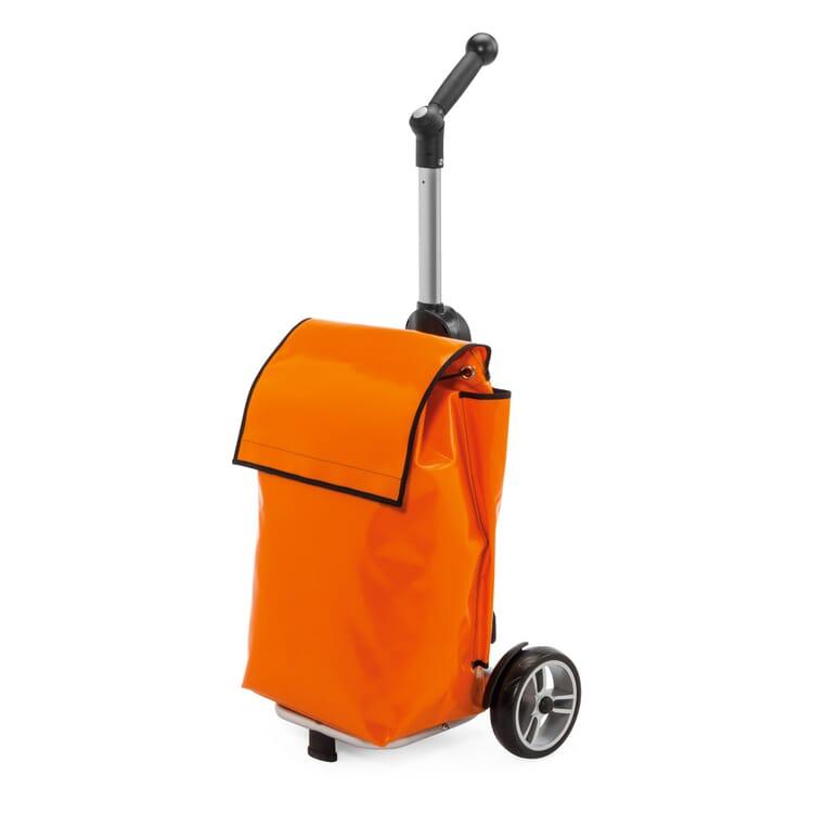 Einkaufswagen Truck, Orange