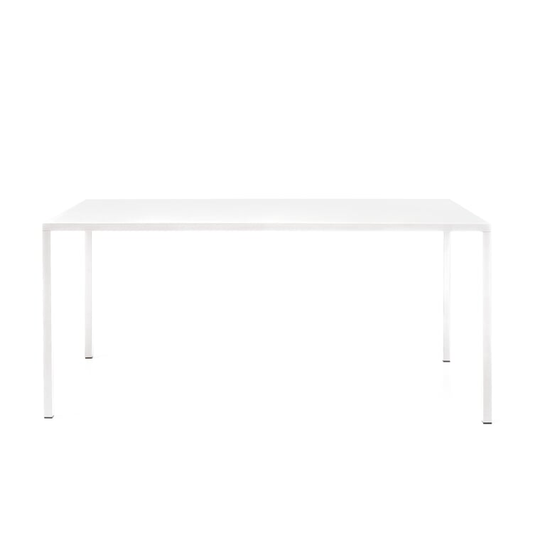 Tisch Fabbrico, rechteckig, Groß