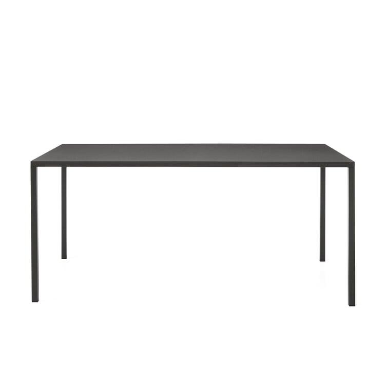 Tisch Fabbrico, rechteckig Groß Anthrazit
