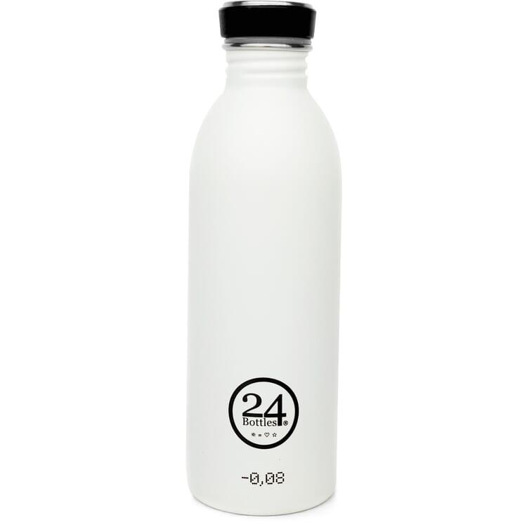 Trinkflasche Urban, klein, Weiß