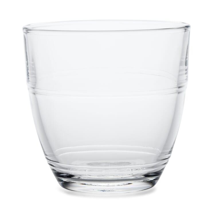 Glas Gigogne, Mittel
