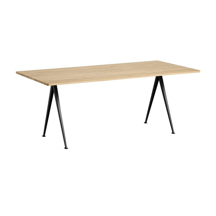 Tisch Pyramid, rechteckig, Groß