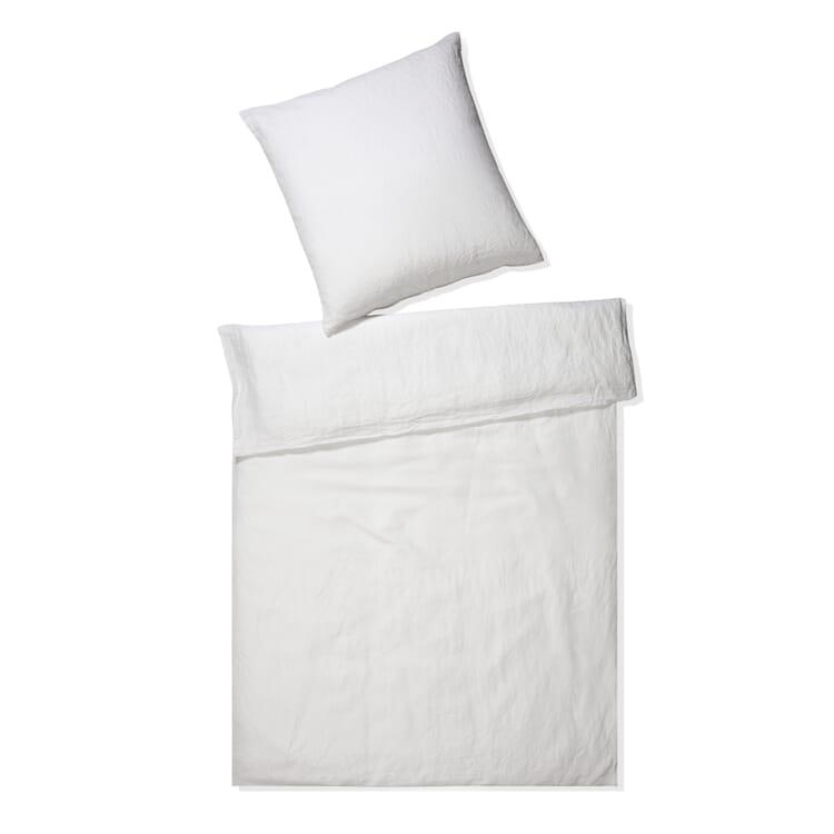 Bettwäsche Lin, Weiß