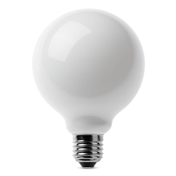 LED-Filament-Globelampe 95 mm E27, E27 7 W