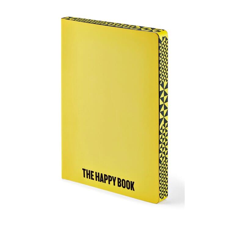 Notizbuch The Happy Book