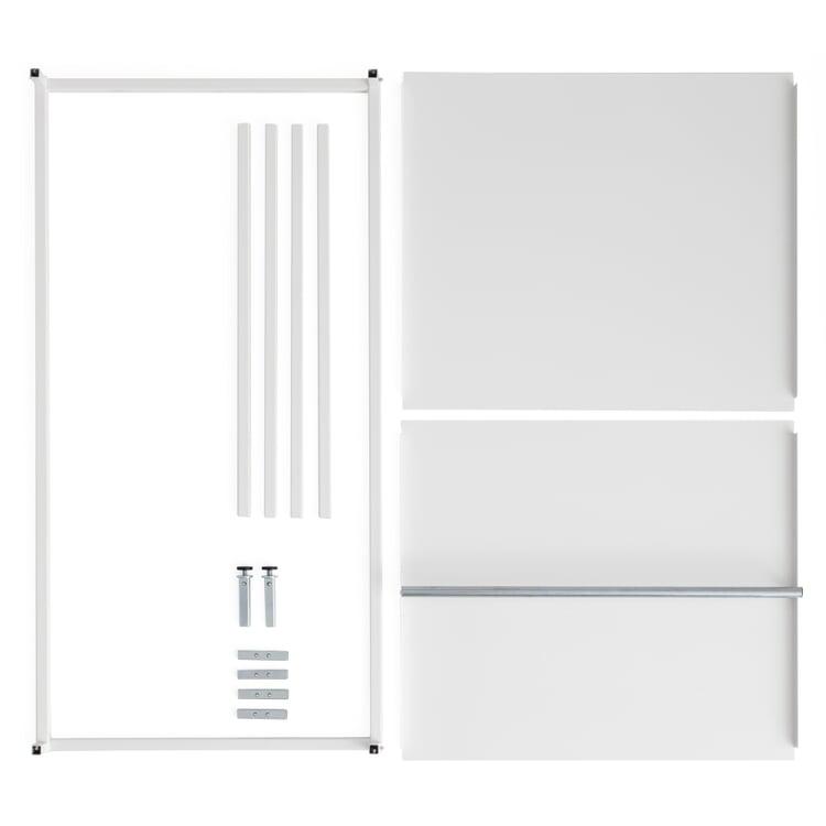 Brückenset 1 zu Container DS Plus Reinweiß RAL 9010