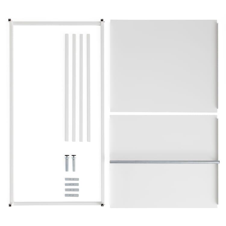 Brückenset 1 zu Container DS Plus, Reinweiß RAL 9010
