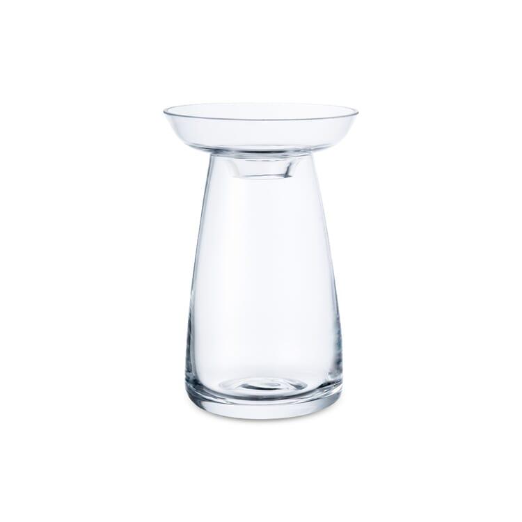 Vase Aqua, klein, Klar