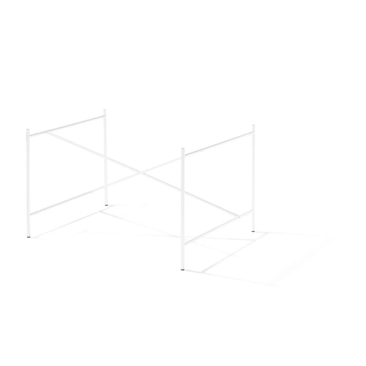 Tischgestell Eiermann 1, Reinweiß RAL 9010