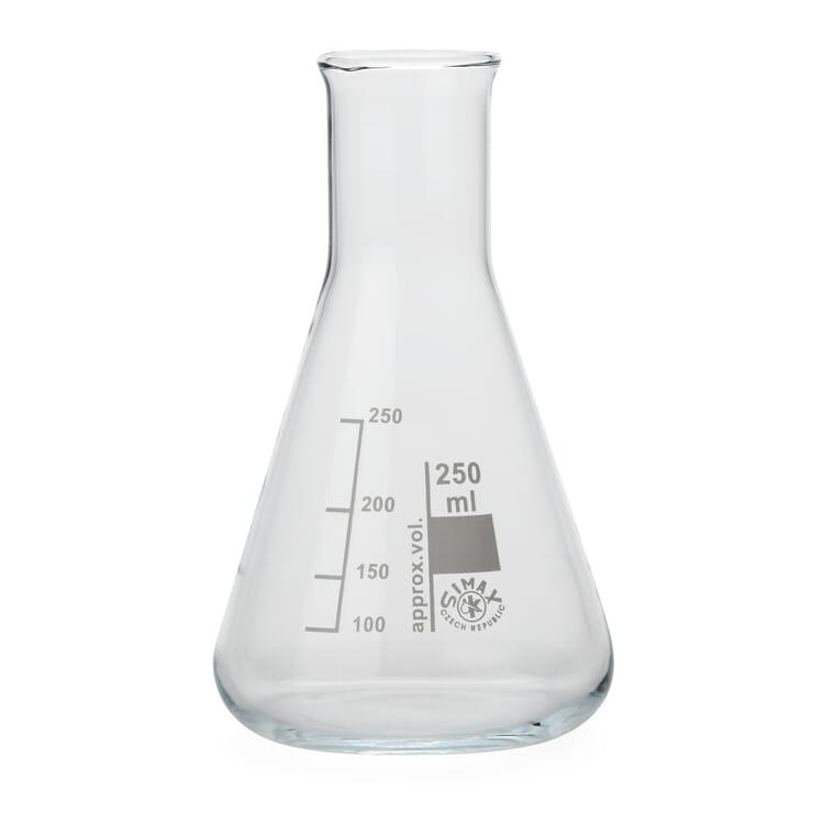 Glasflasche Konus, 250 ml