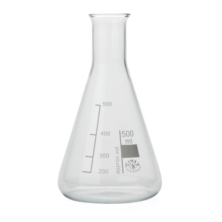 Glasflasche Konus 500 ml