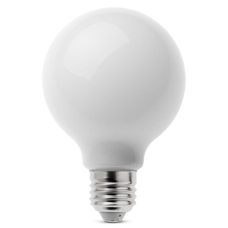 LED-Filament-Globelampe 80 mm E27, E27 7 W