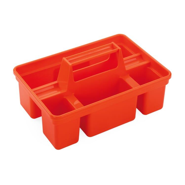 Utensilienbehälter Ioto, Orange