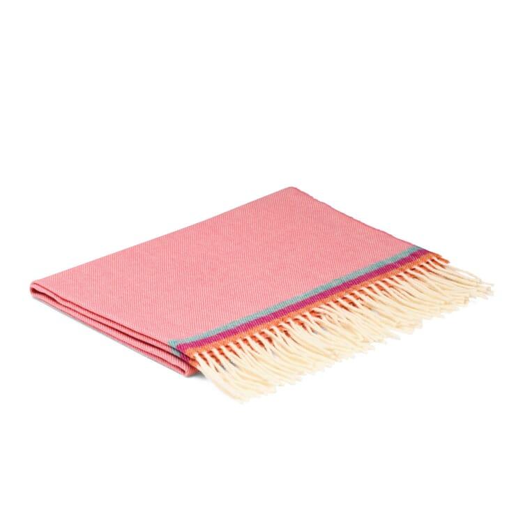 Kinderdecke Stripe, Pink