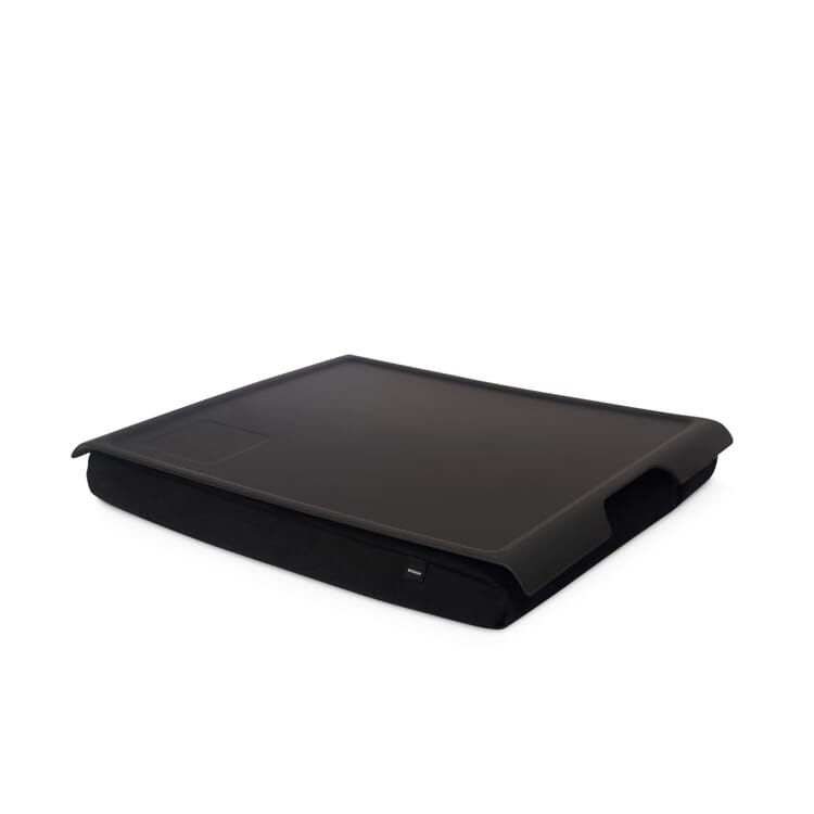 Tablett Laptray, Schwarz