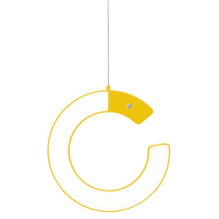 Universalleuchte Help, Gelb