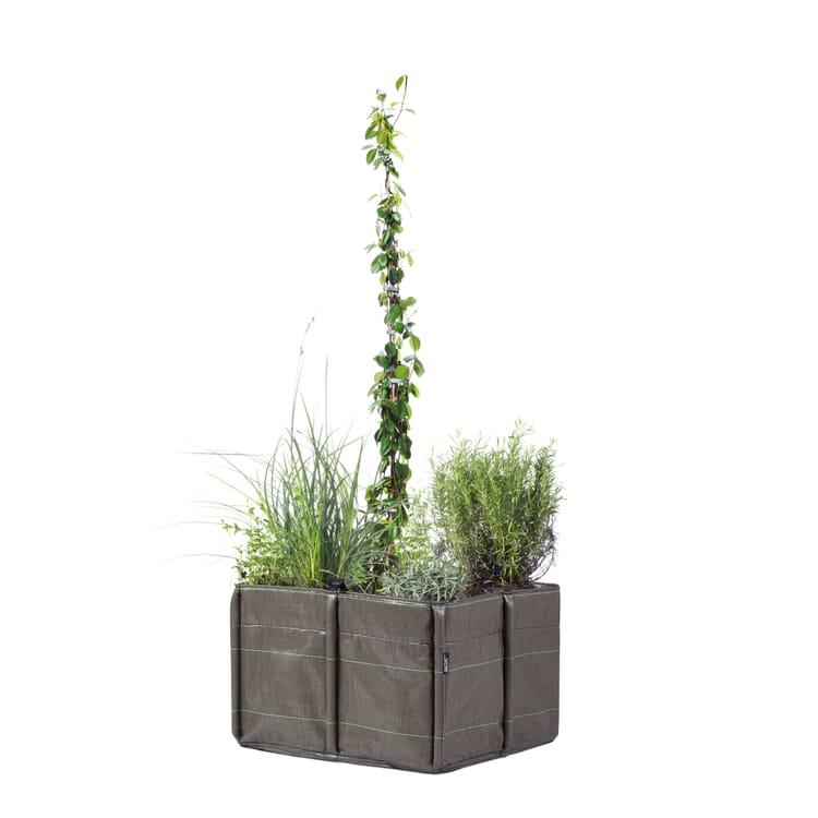 Pflanzgefäß Bacsac - Behälter Quadrat
