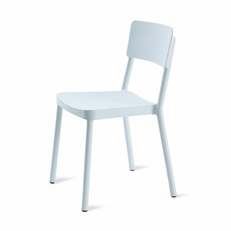 Stuhl Lisboa, Weiß