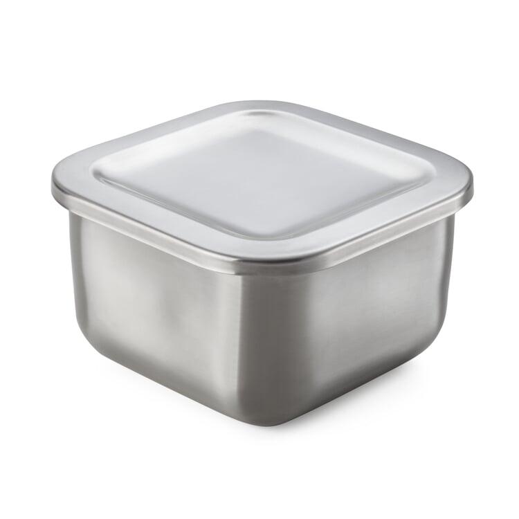 Aufbewahrungsdose Edelstahl 370 ml