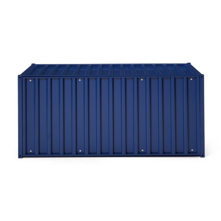 Container DS, Saphirblau RAL 5003