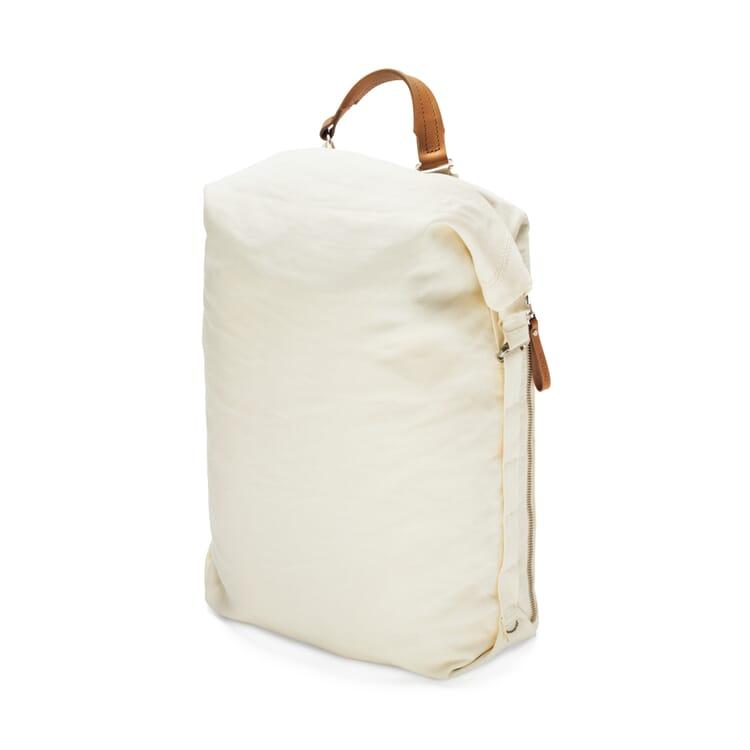 Rucksack Roll Pack Bananatex, Weiß