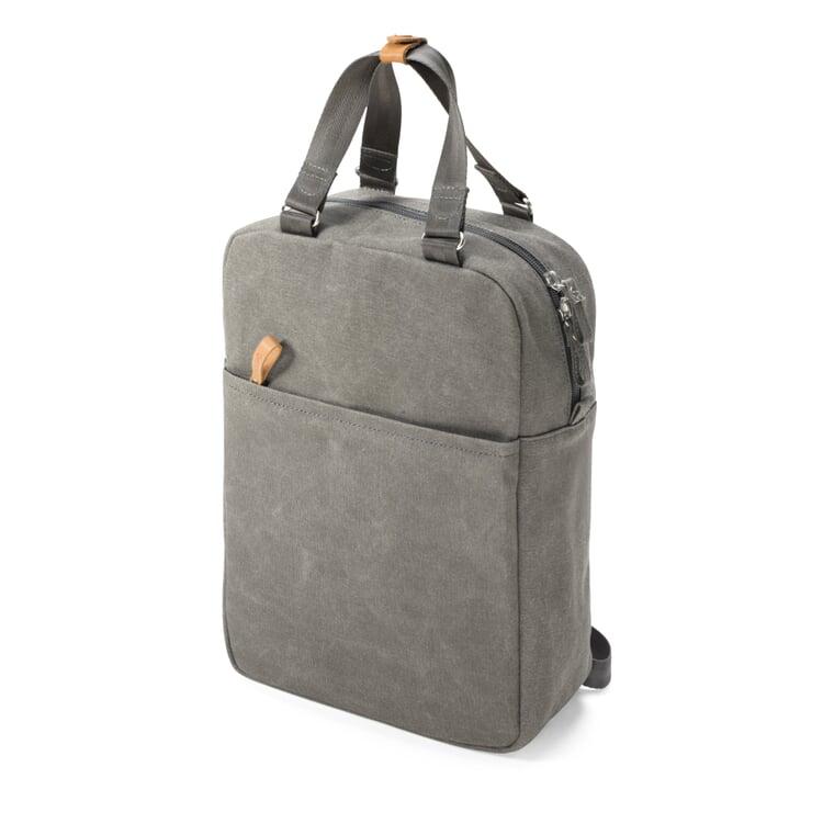 Rucksack Small Pack Grau