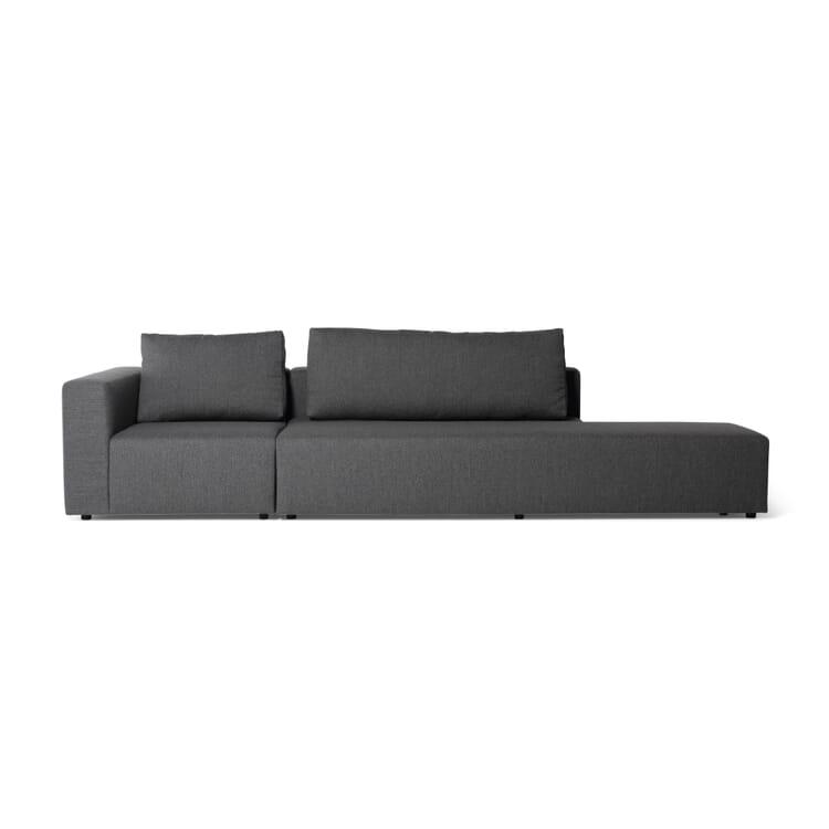 Sofa Camu 1, Groß, Hellgrau