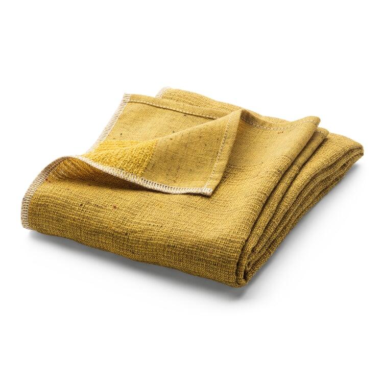 Handtuch Moku, Gelb