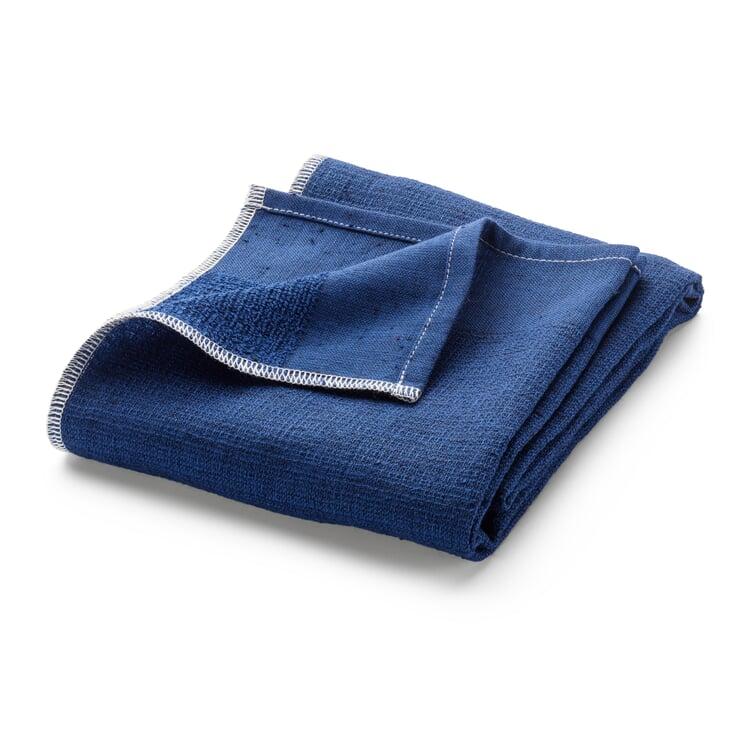 Handtuch Moku Blau