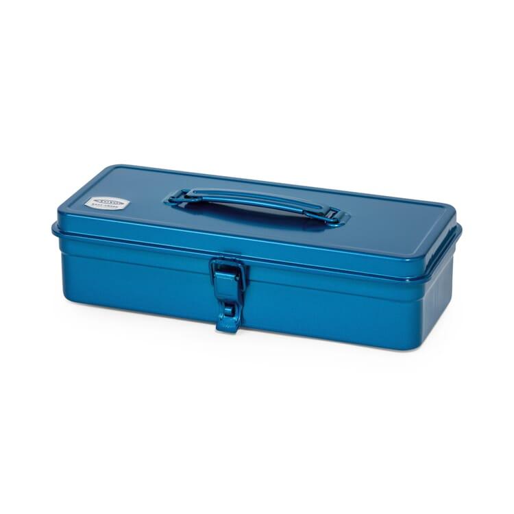 Universalkiste Toyo, Flachdeckel, Blau