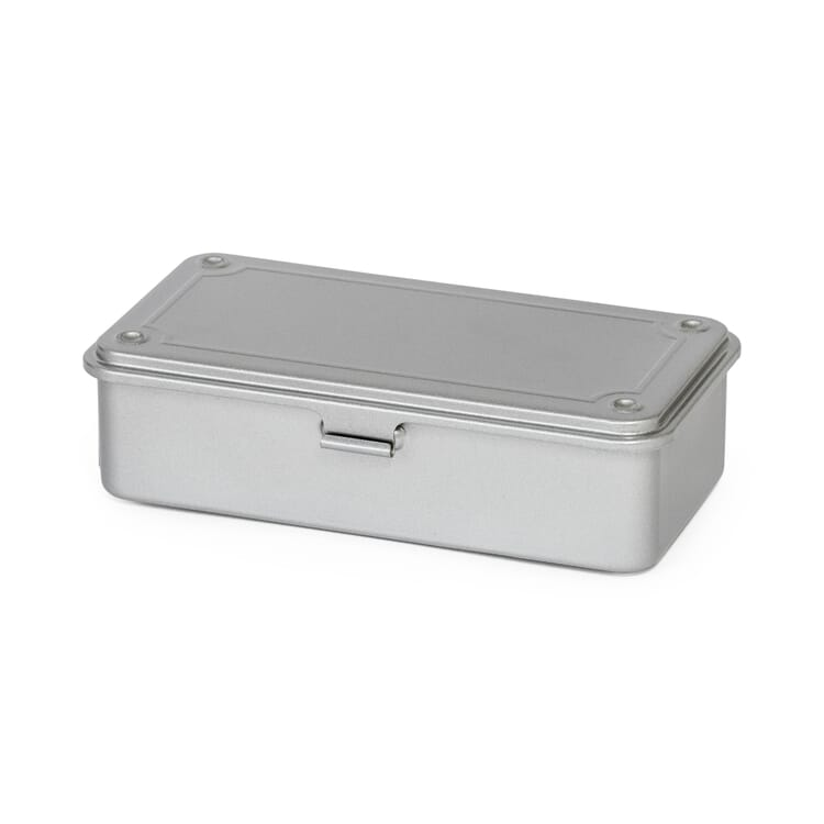 Stapelbox Toyo, Silberfarben