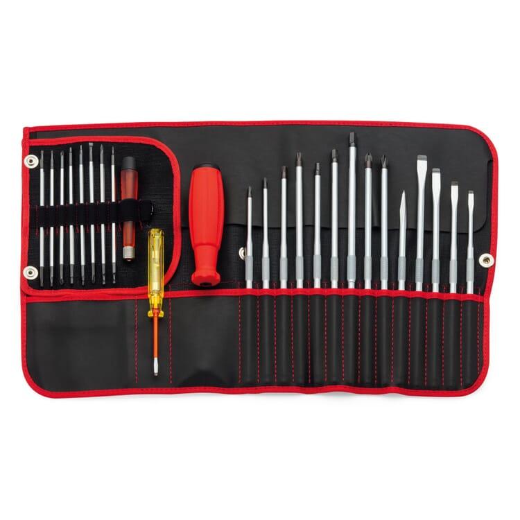 Rolltasche mit 31 Werkzeugen