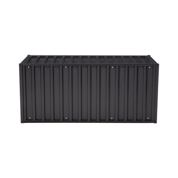 Container DS Schwarzgrau RAL 7021