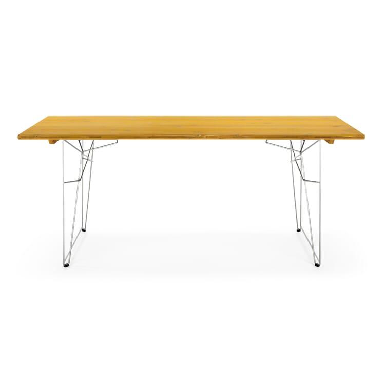 Tisch und Liege LTL Platte, Zinkgelb RAL 1018