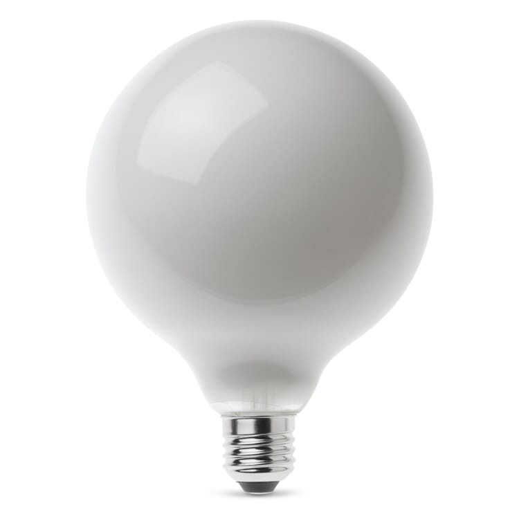 LED-Filament-Globelampe 125 mm E27, 8 W