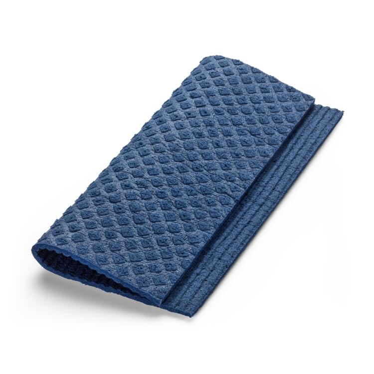 Spültuch Zellulose dunkelblau