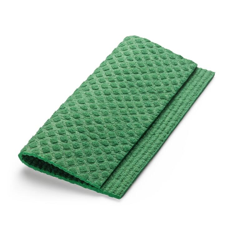 Spültuch Zellulose, grün