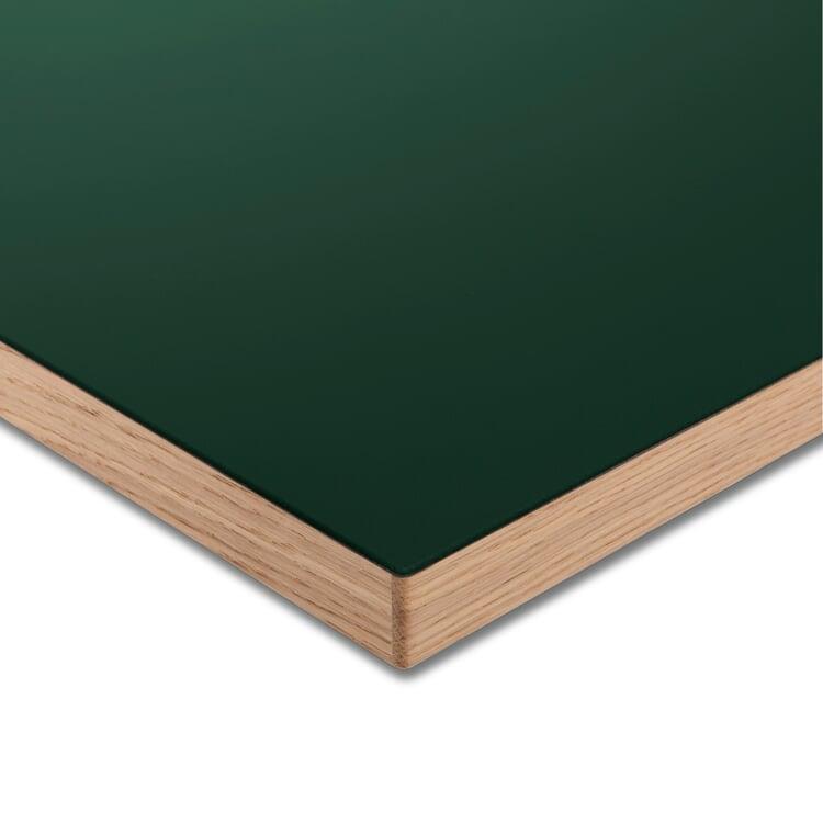Tischplatte FRB 140 × 80 cm Dunkelgrün