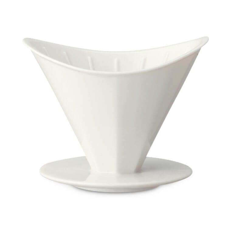 Kaffeefilter OCT, Weiß