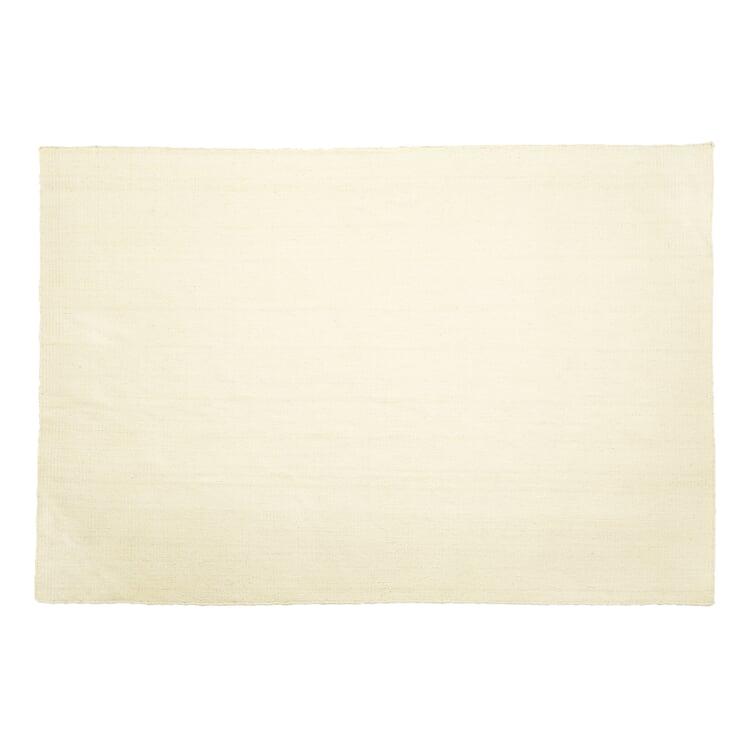 Teppich Norm Klein Weiß