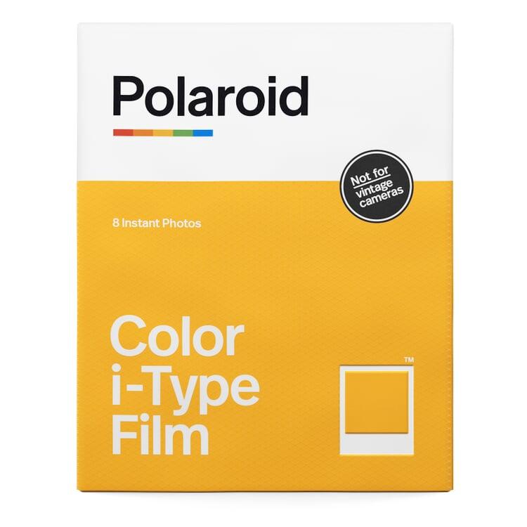 Filme für I-Type Polaroidkameras, Farbe (8 Stück)