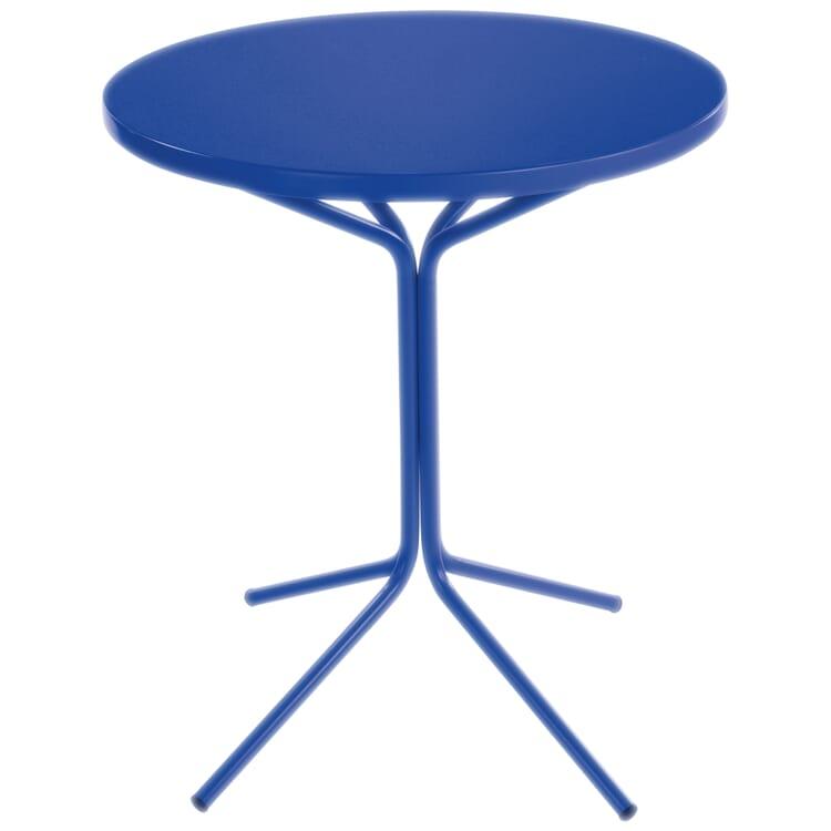 Tisch Pix, Kobaltblau RAL 5013