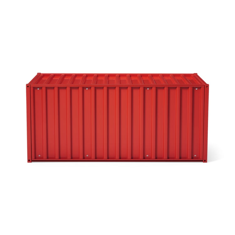 Container DS Tomatenrot RAL 3013