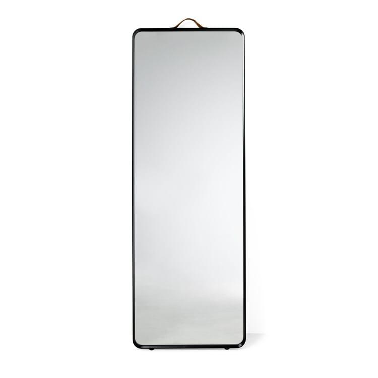 Standspiegel Norm, Tiefschwarz RAL 9005