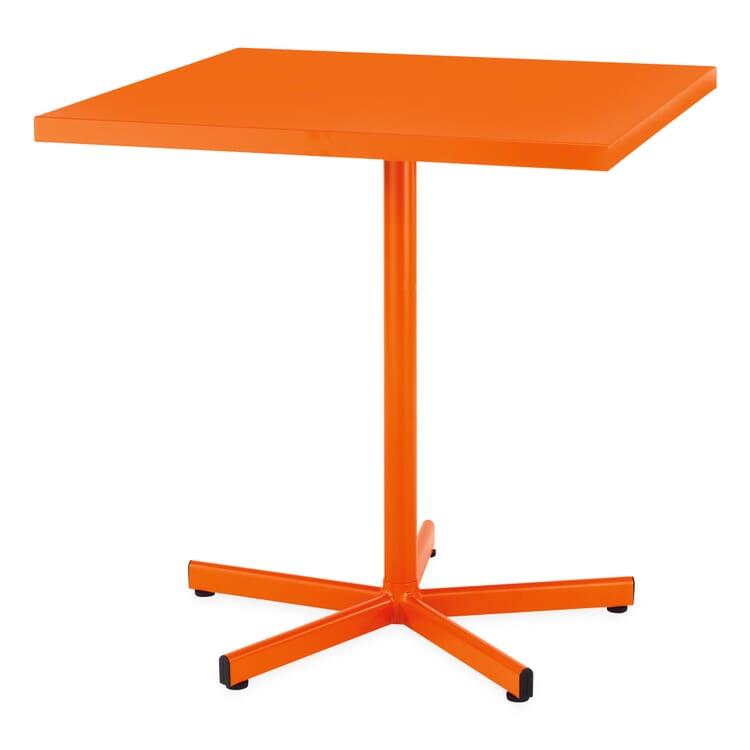 Tisch Eiger, Orange